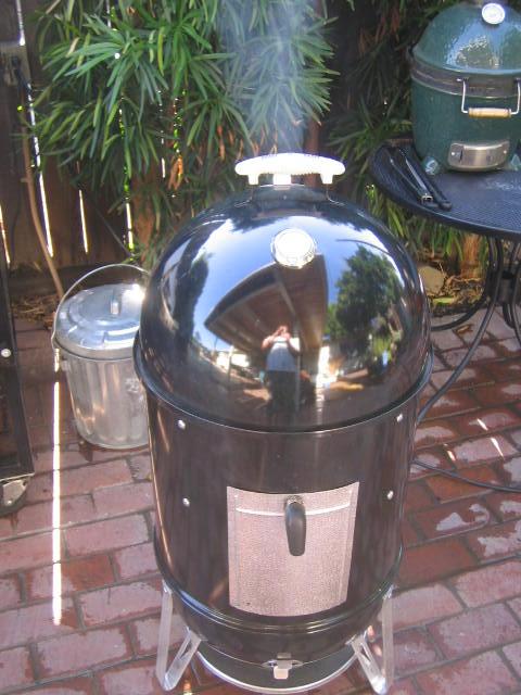 WSM - BBQ Smoker