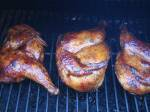 BBQ Cornish Game Hens